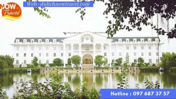 COMBO FLC Vĩnh Phúc Resort 5 sao – Giá Rẻ 899.000/khách