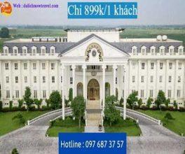 Cẩm nang Du lịch FLC Luxury Resort Vĩnh Phúc 2020