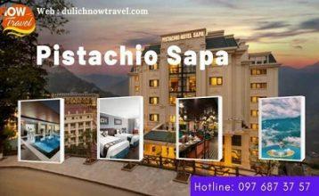COMBO Phòng – Xe tại Pistachio Sapa Hotel 4 sao