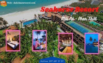 Seahorse Resort & Spa Phan Thiết 4 sao-Voucher khuyến mãi